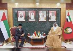 البواردي يلتقي سفير إندونيسيا