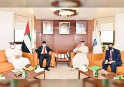 غرفة أبوظبي تبحث مع سفارة إندونيسيا فى الدولة تعزيز التعاون المشترك