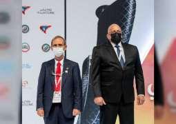 President of Jiu-Jitsu International Federation lauds neat organisation of 5th Jiu-Jitsu Asian Championship in Abu Dhabi