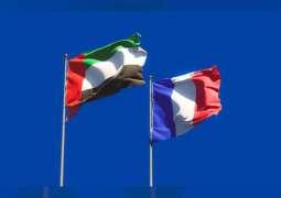 بيان مشترك لدولة الإمارات وفرنسا