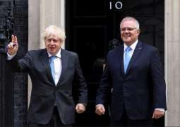 UK Not Intending to Antagonize France With New Australia-UK-US Pact - Minister