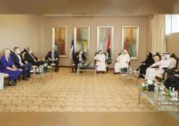 الإمارات وإستونيا توقعان مذكرة تفاهم لإنشاء مجلس أعمال مشترك