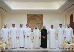Sharjah Ruler receives SMC chairman and members