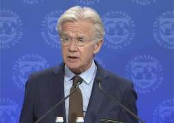 IMF Engagement With Afghanistan Suspended Until Clarity Reached on Government - Spokesman