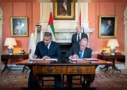 UAE to invest ₤10 billion in priority UK industries