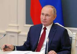 Putin Says Russia Spent Over 4.5% of GDP to Support Citizens Amid Pandemic