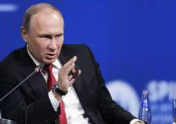 Putin Hopes There Will Be No Mass Exodus of Refugees From Afghanistan