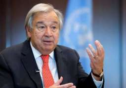 UN Chief Says He Cannot Deny Unvaccinated World Leaders From Entering General Assembly