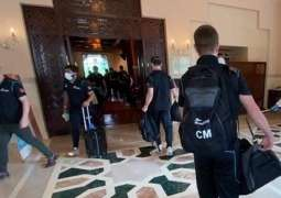 New Zealand team reaches Islamabad to fly back home