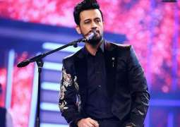 Atif Aslam is excited about his first ever drama serial Sang-e-Mah