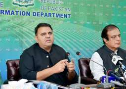 Fawad urges opposition to cooperate with Govt to hold impartial elections