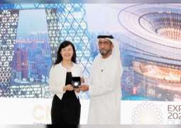 China Media Group only official Chinese media at Expo 2020 Dubai