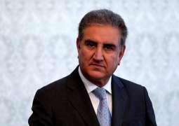 International community must not abandon Afghanistan: FM Qureshi