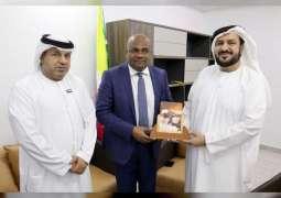 WAM delegation meets Comoros Information Minister