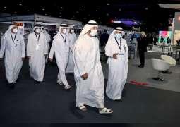 أحمد بن سعيد يفتتح الدورة 97 لمؤتمر ومعرض جمعية مهندسي البترول