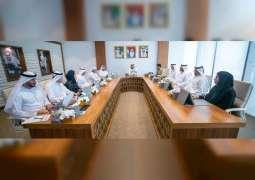 منصور بن محمد يعتمد نتائج الدورة الثامنة من نموذج دبي الرياضي ويوجه بتكريم المتميزين رياضيا