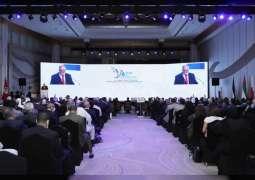 المنتدى العربي الخامس للمياه يتعهد بالالتزام بالأمن المائي للحفاظ على السلام والتنمية المستدامة