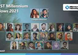 25 NUST students selected for Millennium Fellowship Class of 2021