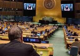 Strengthen, stabilize current Afghan govt, PM urges international community for sake of Afghan people