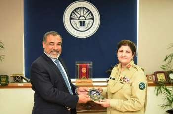 Lt Gen Nigar Johar visits National University of Sciences & Technology