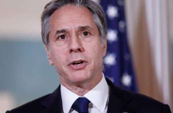 Blinken Says France Vital Ally in Indo-Pacific, US in Touch With Counterparts About AUKUS