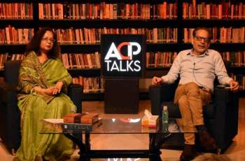 Arts Council of Pakistan Karachi conducted an online global dialogue on prominent Pakistani writers Mushtaq Ahmed Yusufi & Asif Farrukhi