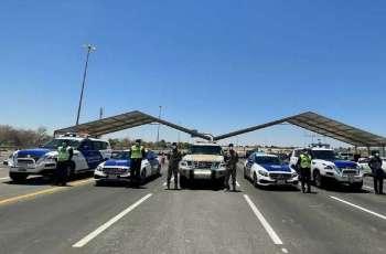 شرطة أبوظبي تشكر القيادة الرشيدة لدعمها لأداء واجبها بتطبيق الإجراءات الاحترازية بمواجهة كورونا