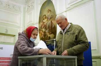 CIS Observers Record No Serious Violations During Russia's Parliamentary Vote