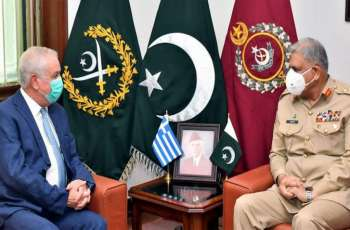 Greek envoy lauds Pakistan's role in evacuation of foreign nationals from Afghanistan