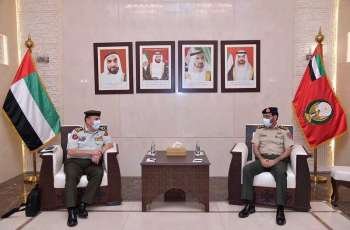 Ministry of Defence discusses cooperation in military industries with Jordan