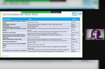 مجموعة عمل الإمارات للبيئة تناقش تنشيط الشراكات من أجل التنمية المستدامة