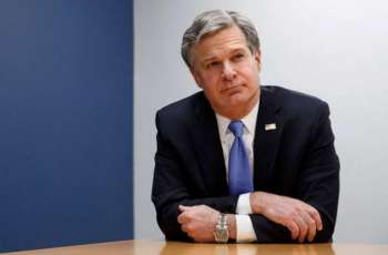 FBI Chief Says Terrorist Groups Probing US to Plan Large-Scale Attacks After Afghan Exit