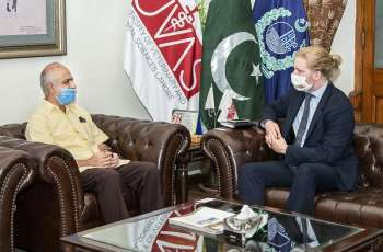 Dutch Commercial Counselor seeks UVAS collaboration in dairy products processing, food safety & security