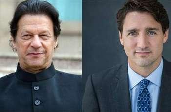 PM congratulates Canadian PM Justin Trudeau on electioin victory