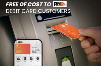 """HBL extends its ATM network """"Free of Cost"""" to Finja Debit Card customers"""