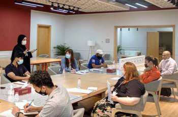 انطلاق برنامج تعليم اللغة العربية للناطقين بغيرها في الشارقة
