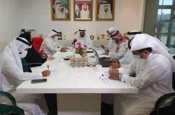 اتحاد الكاراتيه يستعرض الاستعدادات لاستضافة بطولة العالم في دبي