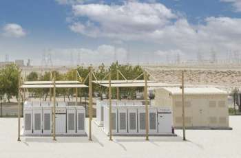 DEWA uses Tesla's lithium-ion energy storage solution at MBR Solar Park