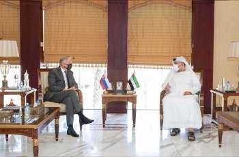 غرفة أبوظبي تبحث تعزيز التعاون التجاري مع سلوفاكيا