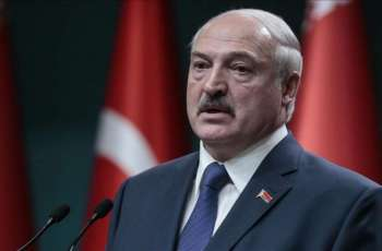 Lukashenko Says Special Training Camps Targeting Belarus Being Created in Ukraine