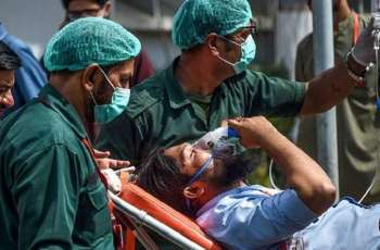 COVID-19 claims 41 more lives in Pakistan in last 24 hours