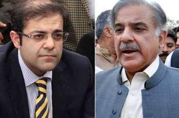 UK Court orders to unfreeze accounts of Shehbaz Sharif, Suleman Shehbaz