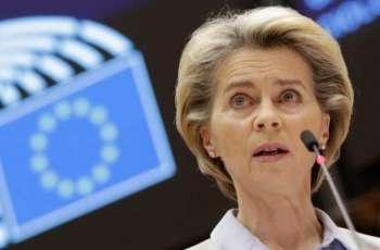 Von Der Leyen Says EU Wants to Initiate Albania Membership Talks by End of Year