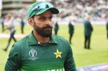 Mohammad Hafeez diagnosed with dengue fever