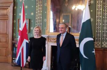 FM discusses issue of Pakistan tour cancellation with UK authorities