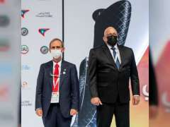 بانايوتوس يهنئ الإمارات بالنجاح التنظيمي وصدارة البطولة الآسيوية للجوجيتسو