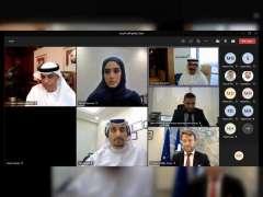 جمارك دبي تبحث تعزيز التعاون وزيادة التبادل التجاري مع فرنسا