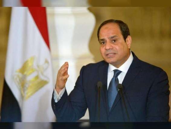 Egyptian President calls on international community to support global green recovery