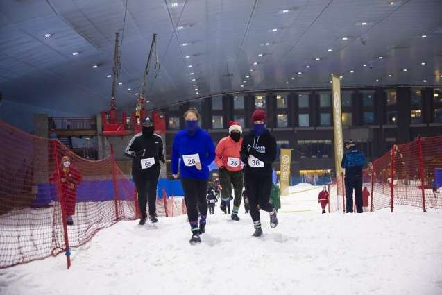 Registrations for season two of DXB Snow Run close on Thursday