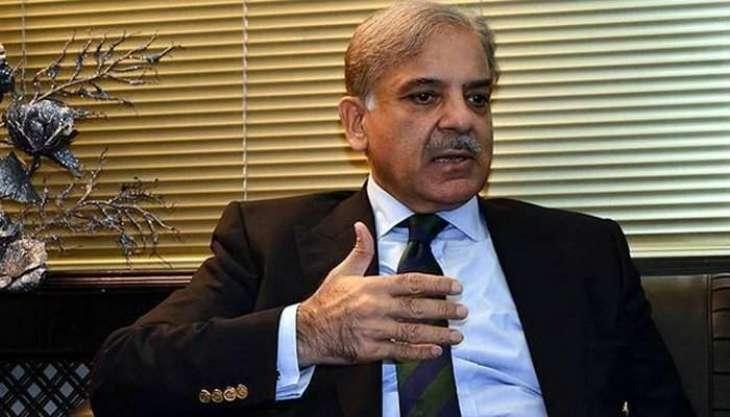 Cantonment election results show public trust on PML-N: Shehbaz Sharif